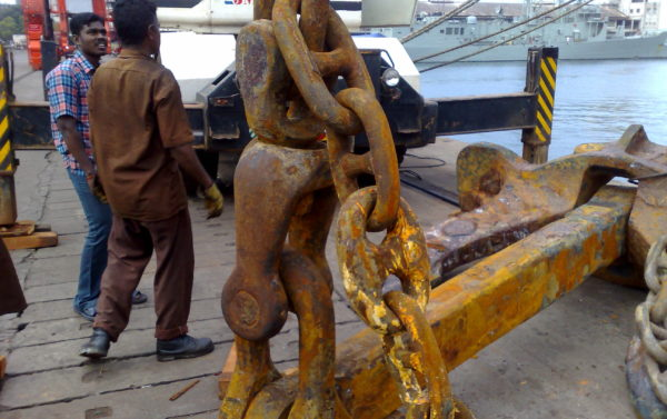 Anchor removal