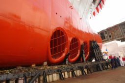 MSV Bow thrusters